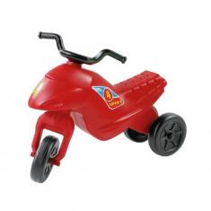 Motocicleta copii fara pedale Superbike 57 cm - Rosu