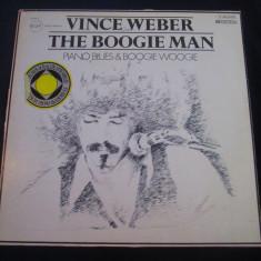 Vince Weber - The Boogie Man _ vinyl,LP _ EMI ( 1908, Germania)