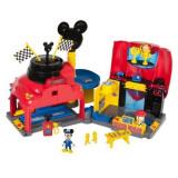 Garajul Mickey Mouse - Mickey si pilotii de curse