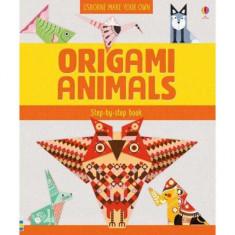Origami animals - Carte Usborne 7+