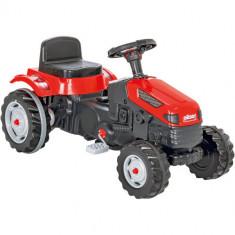 Tractor cu Pedale Active Rosu