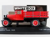 Macheta Ford AA Platform Truck - 1928  - WHITE BOX scara 1:43