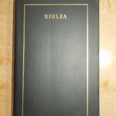 BIBLIA SAU SFANTA SCRIPTURA , COV
