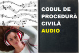 Codul de Procedură Civilă Audio