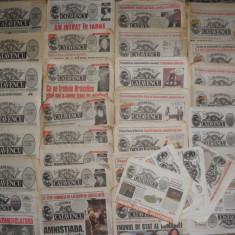 ziar,revista Academia Catavencu 35 numere,10-15 lei/buc din 1995-2005