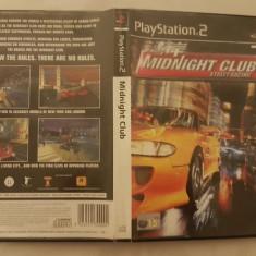 [PS2] Midnight Club Street Racing - joc original Playstation 2