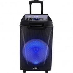 Boxa portabila Akai ABTS-AW12 Bluetooth 40W Black