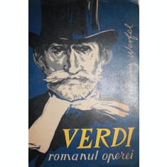 VERDI ROMANUL OPEREI - FRANZ WERFEL
