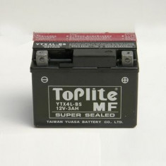 Baterie Moto fara intretinere 12V 3Ah L 114 l 71 H 89