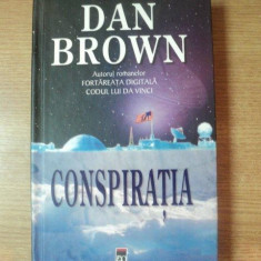 CONSPIRATIA de DAN BROWN