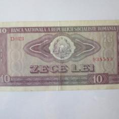 Romania 10 Lei 1966