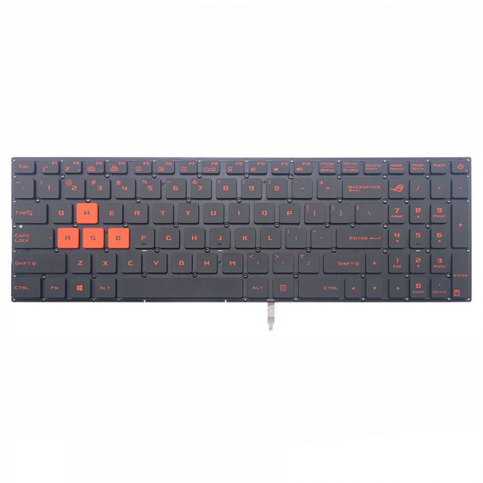 Tastatura Laptop Asus ROG Strix GL502 US