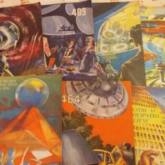 9 povestiri stiintifico fantastice