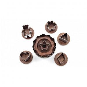 Forma de biscuiti 6 modele Handy KitchenServ