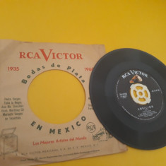 VINIL LOS TRES DIAMANTES 1960 DISC RCA VICTOR STARE EX