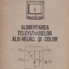 Alimentarea televizoarelor alb-negru si color