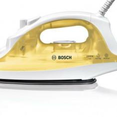 Fier de călcat cu aburi Alb / Light Lemon Bosch, 0.2l, 1800W TDA2325