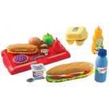 Cumpara ieftin Set de picnic cu tava Ecoiffier 2630