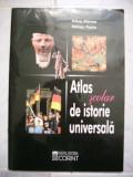 Atlas scolar de istorie universala-Mihai Manea,Adrian Pascu