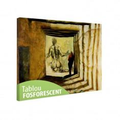 Tablou fosforescent Tunel