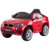 Cumpara ieftin Masinuta electrica Chipolino BMW X6 red cu roti EVA