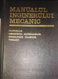 Manualul Inginerului Mecanic - Vol. 2 - Materiale, rezistenta materialelor