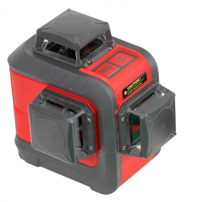 Nivela laser autonivelanta Proline, 10 m, alimentare acumulator, accesorii incluse