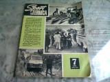 REVISTA SPORT SI TEHNICA NR.7/1971