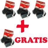 PACHET 4 INSTALATII BRAD CRACIUN MULTICOLOR- 400 BECURI- 3+1 GRATIS