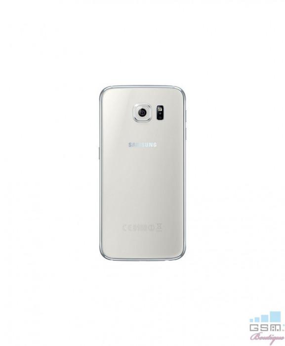 Capac Baterie Samsung Galaxy S6 G920F Alb
