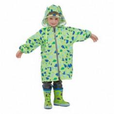 Pelerina de ploaie pentru copii YY03 Verde S