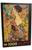 Puzzle 1000 Gustav Klimt - Lady With a Fan (66923-03)
