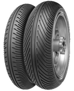 Motorcycle Tyres Continental ContiRaceAttack Rain ( 190/55 R17 TL Roata spate, Mischung RAIN, NHS ) foto