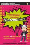Matematica - Clasa 4 - Pregatirea pentru concursuri, olimpiade scolare - Georgiana Gogoescu