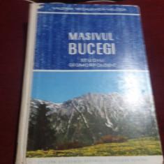 VALERIA MICALEVICH VELCEA - MASIVUL BUCEGI STUDDIU GEOMORFOLOGIC 1961