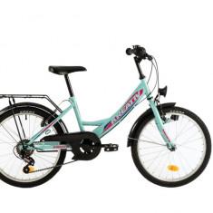 Bicicleta Copii Kreativ 2014 Turcoaz 20