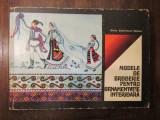 ELVIRA ZAMFIRESCU TALIANU - MODELE DE BRODERIE PENTRU ORNAMENTATIE INTERIOARA, Nemira