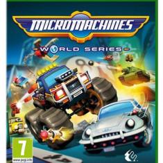 Micro Machines World Series Xbox One