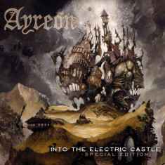 Ayreon Into The Electric Castle reissue (2cd)