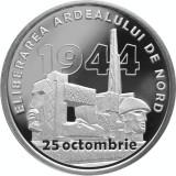Moneda Romania 10 Lei 2019 - PROOF ( 75 ani - eliberarea Ardealului de nord )