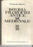 Istoria filozofiei antice si medievale Ernest Stere Ed. D.P, 1976 cartonata