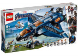 Cumpara ieftin LEGO Marvel Super Heroes - Quinjetul suprem al Razbunatorilor 76126