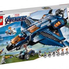 LEGO Marvel Super Heroes - Quinjetul suprem al Razbunatorilor 76126