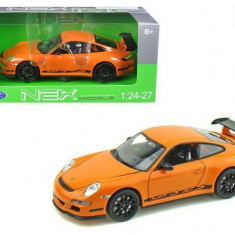 Macheta Porsche 911 GT3 RS - WELLY scara 1:24
