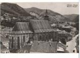 CPIB 15777 CARTE POSTALA - ORASUL STALIN (BRASOV). BISERICA NEAGRA, RPR