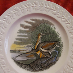 FARFURIE DECORATIVA PORTELAN ENGLEZESC ADAMS - THE BIRDS OF AMERICA 26 CM