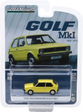 Cumpara ieftin Macheta GREENLIGHT, 1974 Volkswagen Golf Mk1 - Volkswagen Golf 45th Anniversary Solid Pack 1:64