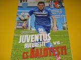 Program meci fotbal JUVENTUS Bucuresti - CS BALOTESTI