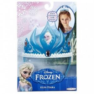 Diadema fetite Frozen Anna, 15 x 8 x 22.5 cm, 3 ani+
