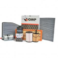 Pachet Revizie Filtre Qwp Volkswagen Golf 4 1997-2005 1.4/1.6